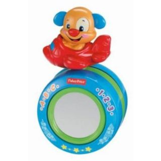Fisher Price Laugh & Learn Puppys Crawl Along Ball