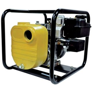 N/A Little Giant ® 3.5 HP Engine driven, General purpose Pump