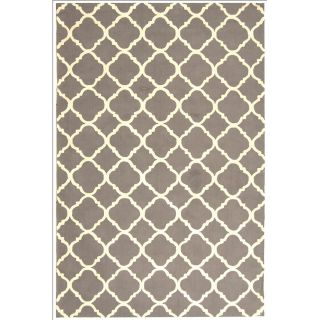 Safavieh Newport Brown/Ivory Geometric Area Rug